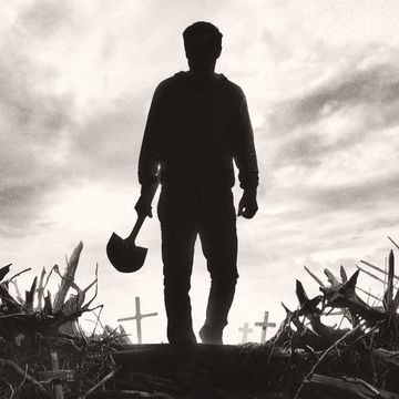 Pet Sematary Remake Poster Crawls Out of the Grave, Trailer Coming Tomorrow