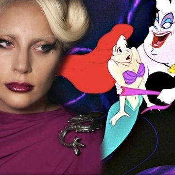 Lady Gaga Wanted as Ursula in Disney's The Little Mermaid Remake?