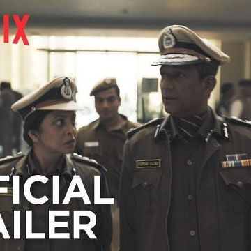 Delhi Crime Trailer: The Story Behind the Crime that Changed a Nation