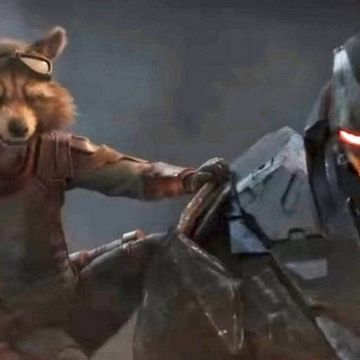 Latest Endgame Footage Offers Better Look at Rocket's Classic Suit