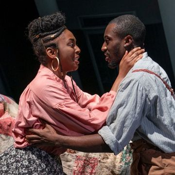 Review: Fixing a Dispassionate Stare on Slavery in 'Southern Promises'