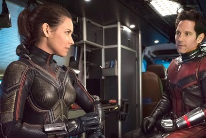 Ant-Man 2: Evangeline Lilly Worked Harder Than Paul Rudd On Stunts