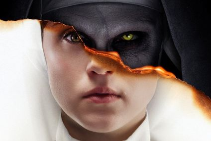 The Nun Comic-Con Poster Exposes the Demon Hiding Within