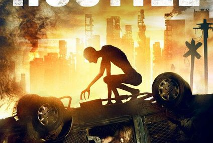 Hostile Trailer Fights Off a Creepy Post-Apocalyptic Monster
