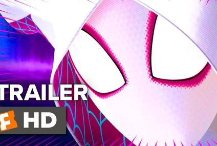 SpiderMan Into the SpiderVerse Trailer #2 (2018) | Movieclips Trailers