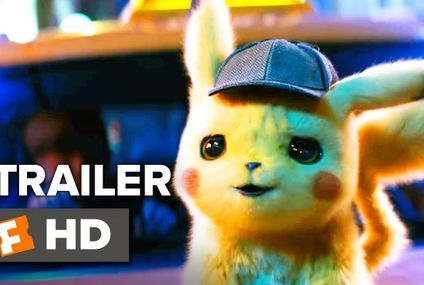Pokmon Detective Pikachu Trailer #1 (2019) | Movieclips Trailers