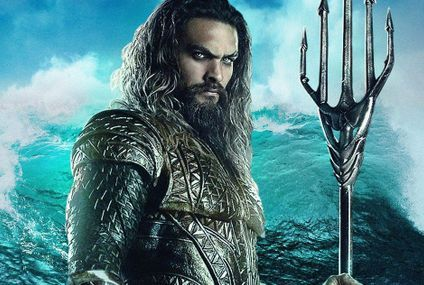 Aquaman Preview Dives Into the Underwater World of Arthur Curry