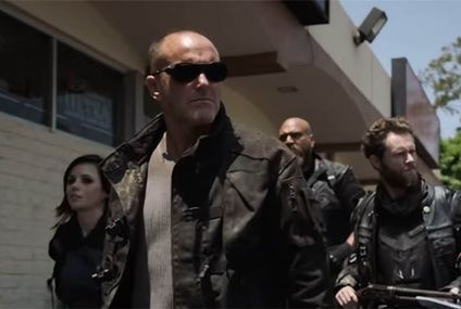 The Coulson Impostor is On The Run in Agents of Shield 6.02 Promo
