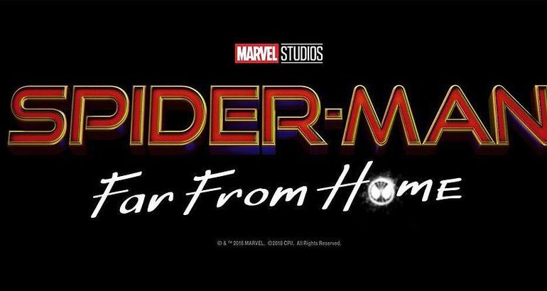 Spider-Man: Far from Home Logo Officially Unveiled