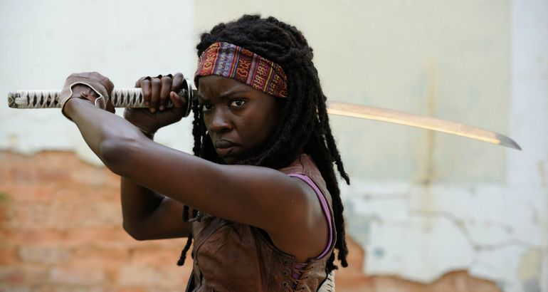 The Walking Dead: New Showrunner Has Good News for Michonne Fans