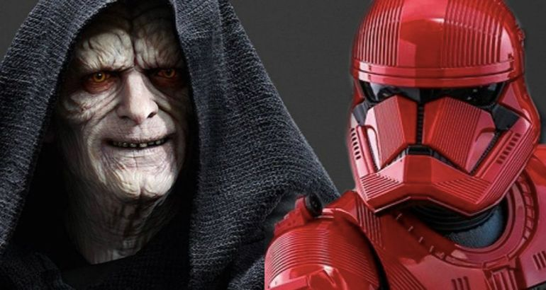 Rise of Skywalker Leak Connects Emperor Palpatine to New Sith Troopers